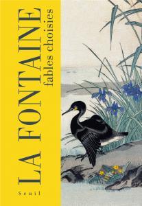 couverture Jean de La Fontaine