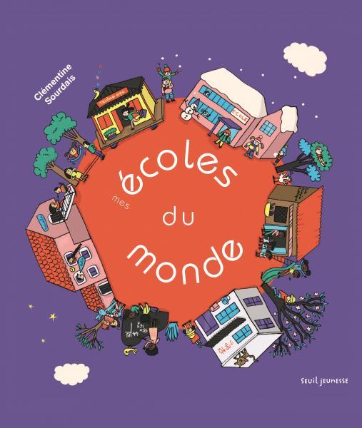 Couverture de l'ouvrage Mes écoles du monde
