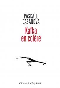 couverture Kafka en colère