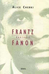 Couverture de l'ouvrage Frantz Fanon, portrait