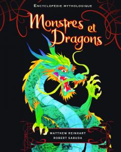 Couverture de l'ouvrage Monstres et dragons