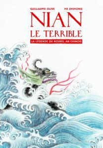 Couverture de l'ouvrage Nian le terrible