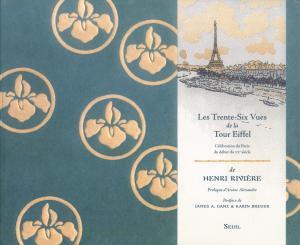 couverture Les Trente-Six Vues de la Tour Eiffel