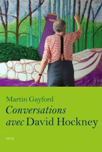 couverture Conversations avec David Hockney