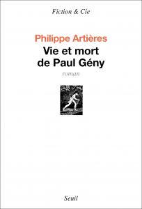 couverture Vie et Mort de Paul Gény