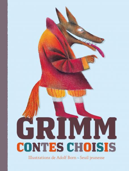 Couverture de l'ouvrage Contes choisis
