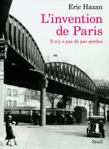 couverture L'Invention de Paris