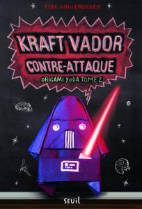 Couverture de l'ouvrage Kraft Vador contre-attaque