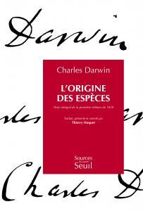 Couverture de l'ouvrage L'Origine des espèces