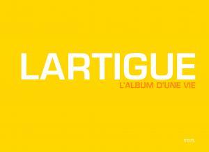 Couverture de l'ouvrage Lartigue