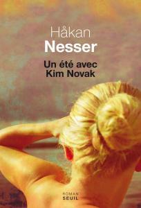 couverture Un été avec Kim Novak