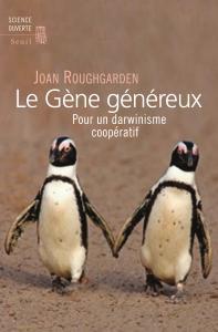 Couverture de l'ouvrage Le Gène généreux