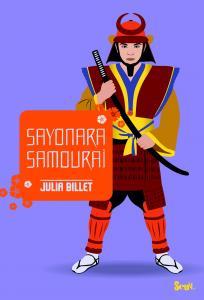 Couverture de l'ouvrage Sayonara Samouraï