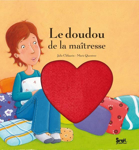 Couverture de l'ouvrage Le Doudou de la maîtresse
