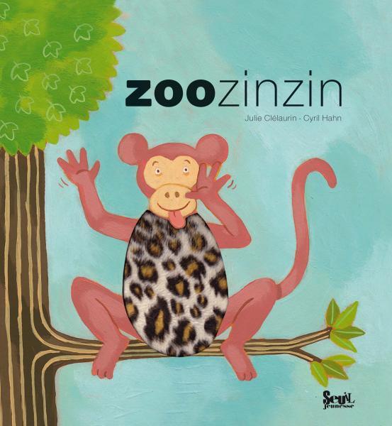 Couverture de l'ouvrage Zoo zinzin