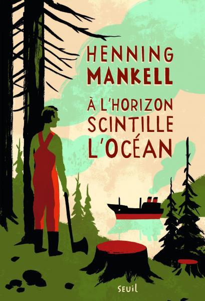 Couverture de l'ouvrage À l'horizon scintille l'océan
