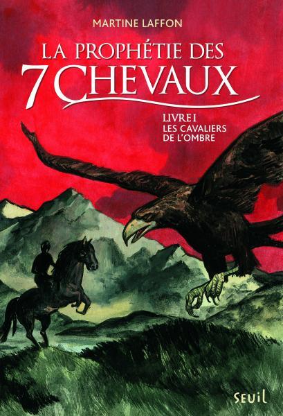 Couverture de l'ouvrage Les Cavaliers de l'ombre