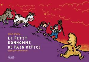 Couverture de l'ouvrage Le Petit Bonhomme de pain d'épice