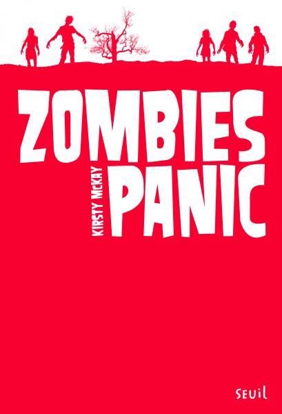 Couverture de l'ouvrage Zombies Panic