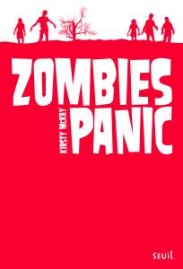 couverture Zombies Panic