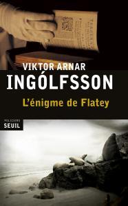 couverture L'Enigme de Flatey