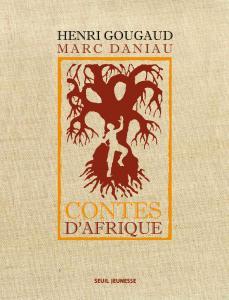 Couverture de l'ouvrage Contes d'Afrique