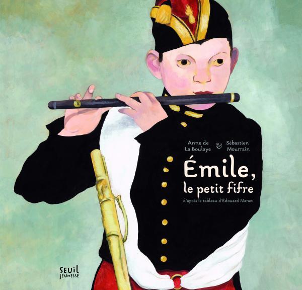 Couverture de l'ouvrage Émile, le petit fifre