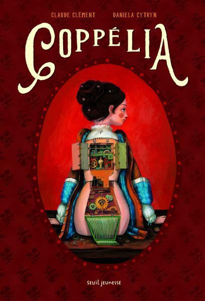 Couverture de l'ouvrage Coppélia
