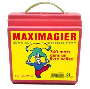 Couverture de l'ouvrage Maximagier