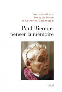 Couverture de l'ouvrage Paul Ricoeur : penser la mémoire