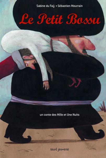 Couverture de l'ouvrage Le Petit Bossu