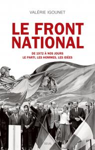 Couverture de l'ouvrage Le Front National