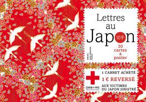 Couverture de l'ouvrage Lettres au Japon
