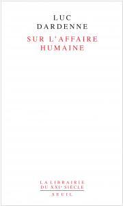couverture Sur l'affaire humaine