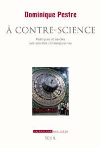 couverture A contre-science