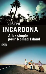 couverture Aller simple pour Nomad Island