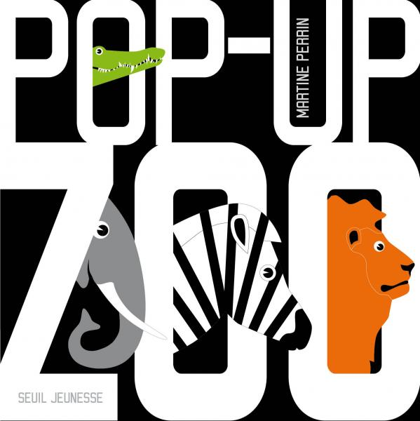 Couverture de l'ouvrage Pop-up Zoo