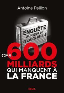 Ces 600 milliards qui manquent à la France
