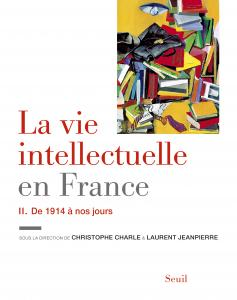 couverture La Vie intellectuelle en France - Tome 2