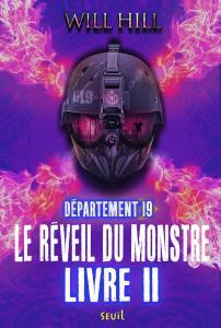 Couverture de l'ouvrage Le Réveil du monstre - livre 2