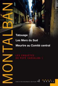 couverture Les Enquêtes de Pepe Carvalho, 1
