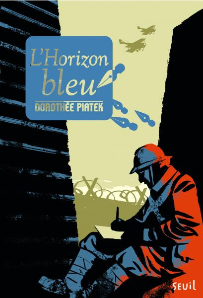 Couverture de l'ouvrage L'Horizon bleu