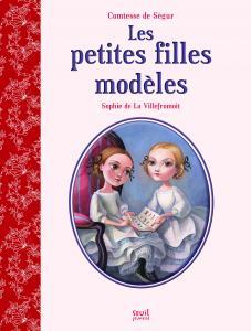 Couverture de l'ouvrage Les petites filles modèles