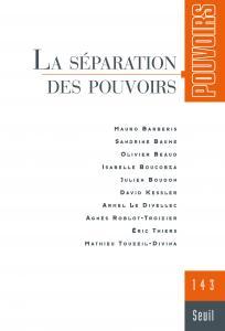 couverture Pouvoirs, n° 143
