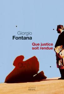 couverture Que justice soit rendue