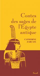 Couverture de l'ouvrage Contes des sages de l'Egypte antique