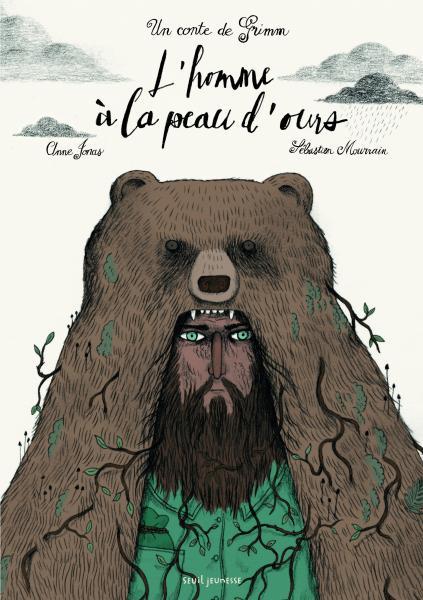 Couverture de l'ouvrage L'Homme à la peau d'ours