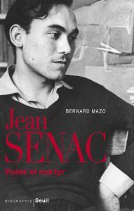Couverture de l'ouvrage Jean Sénac, poète et martyr