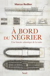 Couverture de l'ouvrage À bord du négrier