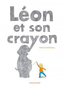 Couverture de l'ouvrage Léon et son crayon